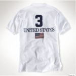 Camisa Polo Branca USA Ralph Lauren - Cod 0034